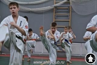 тренировка Киокушинкай 2016 ударов (119)