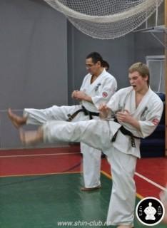 тренировка Киокушинкай 2016 ударов (120)