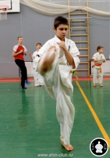 тренировка Киокушинкай 2016 ударов (121)