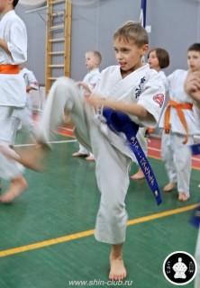 тренировка Киокушинкай 2016 ударов (126)