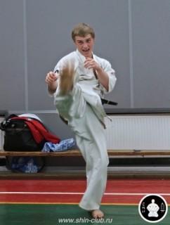 тренировка Киокушинкай 2016 ударов (130)