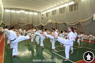 тренировка Киокушинкай 2016 ударов (134)
