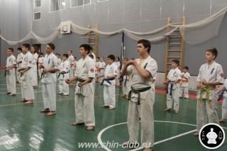 тренировка Киокушинкай 2016 ударов (14)