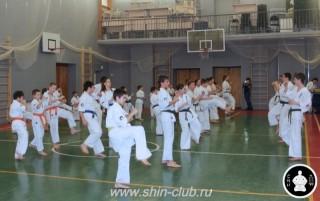 тренировка Киокушинкай 2016 ударов (140)