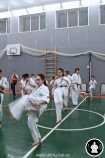 тренировка Киокушинкай 2016 ударов (144)
