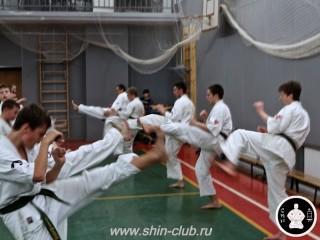 тренировка Киокушинкай 2016 ударов (145)