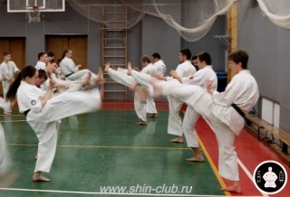 тренировка Киокушинкай 2016 ударов (146)