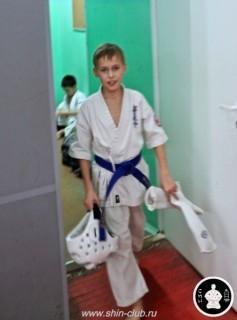 тренировка Киокушинкай 2016 ударов (153)