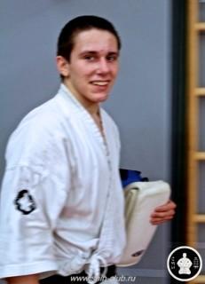 тренировка Киокушинкай 2016 ударов (161)