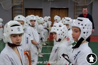 тренировка Киокушинкай 2016 ударов (164)