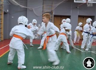 тренировка Киокушинкай 2016 ударов (180)