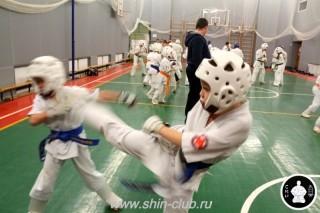 тренировка Киокушинкай 2016 ударов (184)