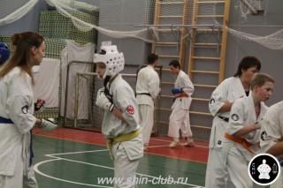 тренировка Киокушинкай 2016 ударов (191)