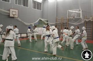 тренировка Киокушинкай 2016 ударов (192)