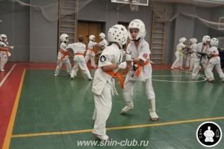 тренировка Киокушинкай 2016 ударов (195)
