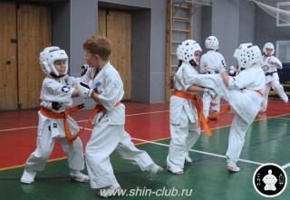 тренировка Киокушинкай 2016 ударов (200)
