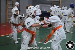 тренировка Киокушинкай 2016 ударов (202)