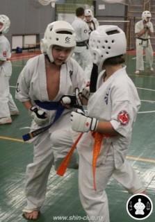 тренировка Киокушинкай 2016 ударов (211)