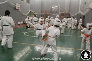 тренировка Киокушинкай 2016 ударов (212)