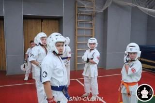 тренировка Киокушинкай 2016 ударов (217)