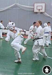 тренировка Киокушинкай 2016 ударов (224)