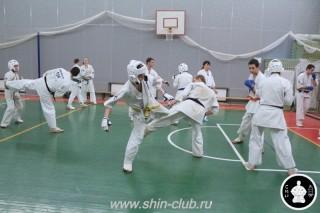 тренировка Киокушинкай 2016 ударов (225)