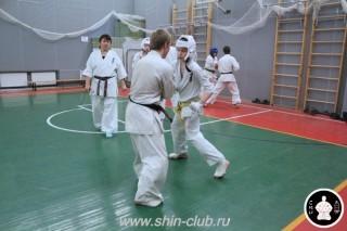 тренировка Киокушинкай 2016 ударов (227)