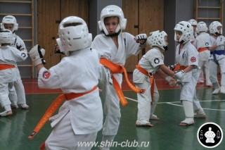 тренировка Киокушинкай 2016 ударов (236)
