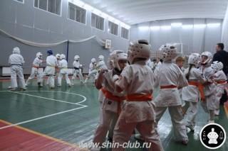 тренировка Киокушинкай 2016 ударов (239)