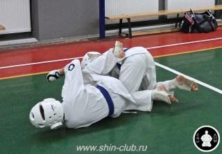 тренировка Киокушинкай 2016 ударов (241)