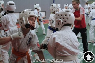 тренировка Киокушинкай 2016 ударов (248)