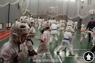 тренировка Киокушинкай 2016 ударов (250)