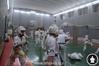тренировка Киокушинкай 2016 ударов (251)