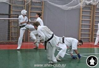 тренировка Киокушинкай 2016 ударов (254)