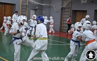 тренировка Киокушинкай 2016 ударов (261)