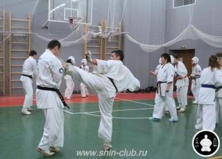 тренировка Киокушинкай 2016 ударов (264)