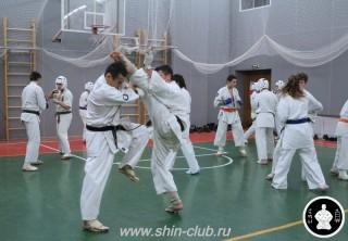 тренировка Киокушинкай 2016 ударов (265)
