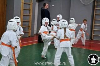 тренировка Киокушинкай 2016 ударов (273)