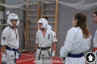 тренировка Киокушинкай 2016 ударов (281)