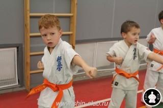 тренировка Киокушинкай 2016 ударов (29)