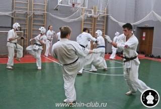 тренировка Киокушинкай 2016 ударов (294)