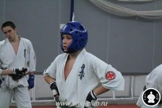 тренировка Киокушинкай 2016 ударов (296)