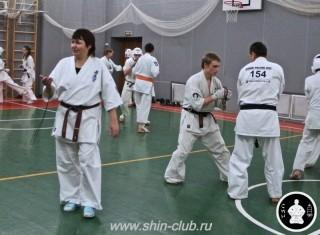 тренировка Киокушинкай 2016 ударов (303)