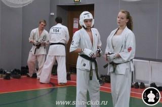 тренировка Киокушинкай 2016 ударов (308)