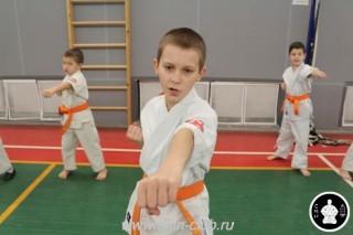 тренировка Киокушинкай 2016 ударов (33)