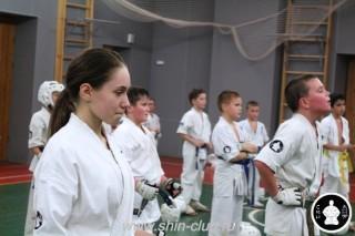 тренировка Киокушинкай 2016 ударов (331)