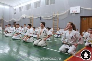 тренировка Киокушинкай 2016 ударов (336)