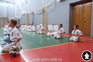 тренировка Киокушинкай 2016 ударов (337)