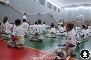 тренировка Киокушинкай 2016 ударов (339)