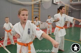 тренировка Киокушинкай 2016 ударов (34)